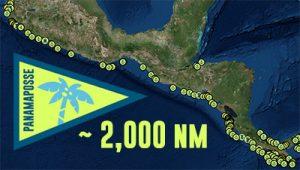 Panama Posse Route