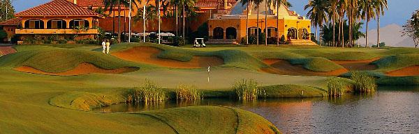 golf at Marina Puerto de La Navidad, Mexico copy