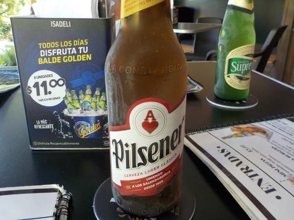 El       Salvador Beer