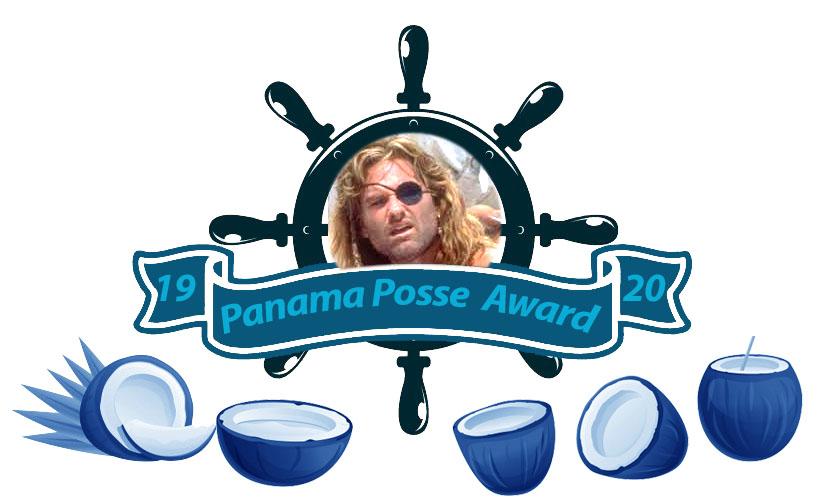 Panama Posse Captain Ron Award