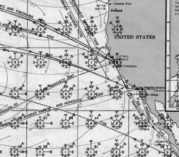 CALIFORNIA PACIFIC OCEAN PILOT CHARTS
