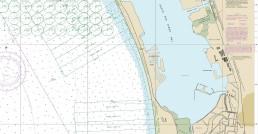 California Yacht Marina – Chula Vista Chart