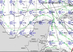 BELIZE PILOT CHARTS