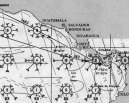 PILOT CHARTS OF EL SALVADOR