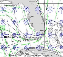 FLORIDA PILOT CHART