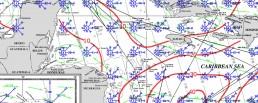 PILOT CHARTS HONDURAS