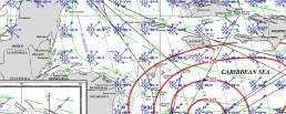 PILOT CHARTS HONDURAS FEBRUARY