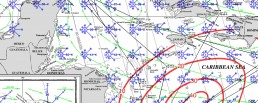 PILOT CHARTS HONDURAS MARCH