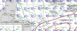 PILOT CHARTS HONDURAS APRIL
