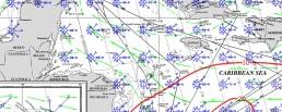 PILOT CHARTS HONDURAS MAY