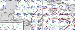 PILOT CHARTS HONDURAS JUNE