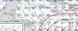 PILOT CHARTS HONDURAS AUGUSTS