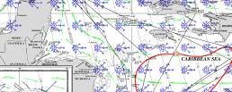 PILOT CHARTS HONDURAS SEPTEMBER