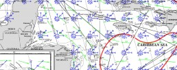 PILOT CHARTS HONDURAS NOVEMBER