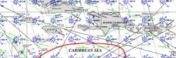 JAMAICA PILOT CHART MAY