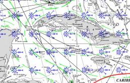 CAYMAN ISLANDS PILOT CHARTS MAY