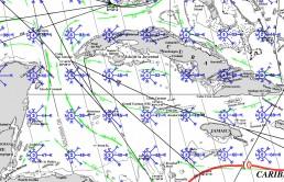 CAYMAN ISLANDS PILOT CHARTS SEPTEMBER