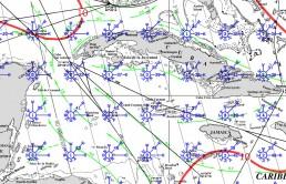 CAYMAN ISLANDS PILOT CHARTS NOVEMBER
