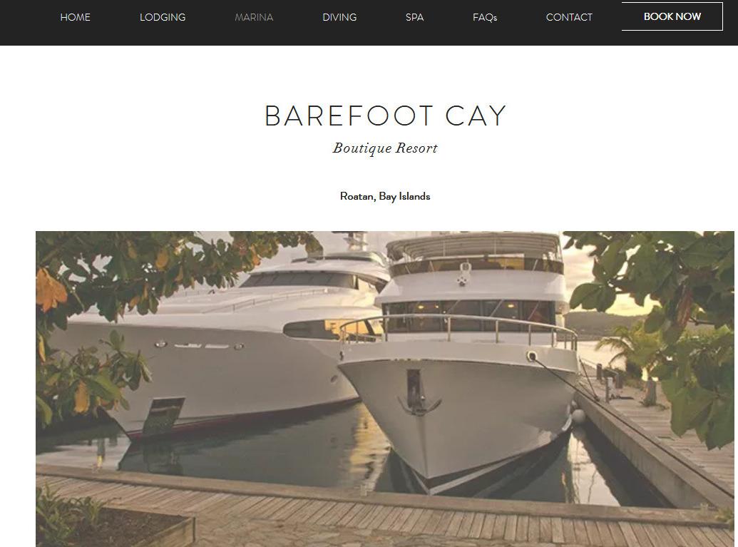 Barefoot Cay Marina
