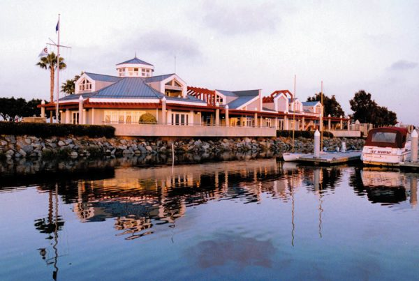 California Yacht Marina