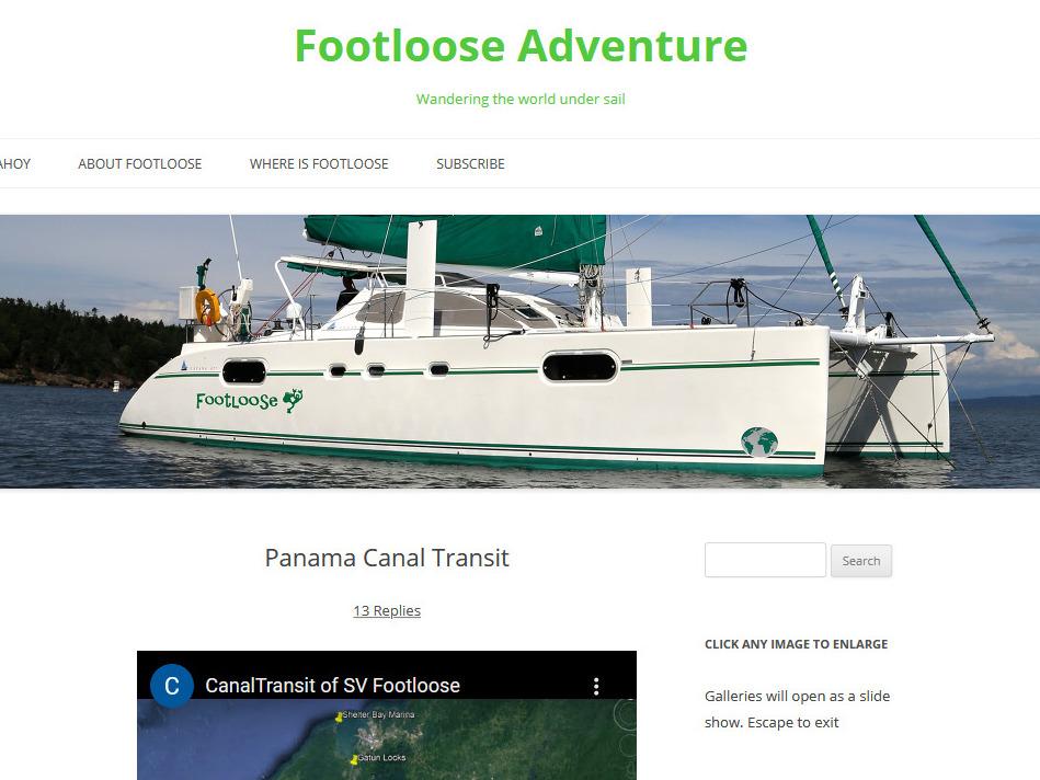 https://www.sailfootloose.com