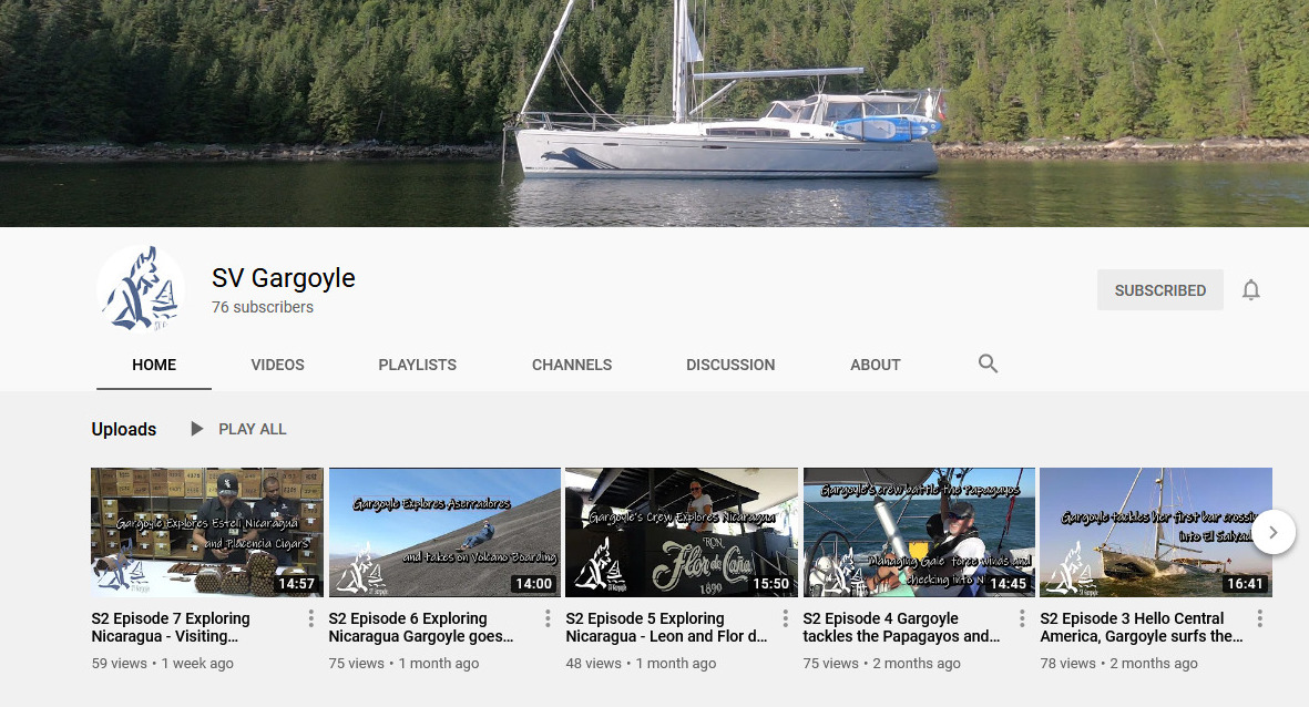 gargyole youtube channel