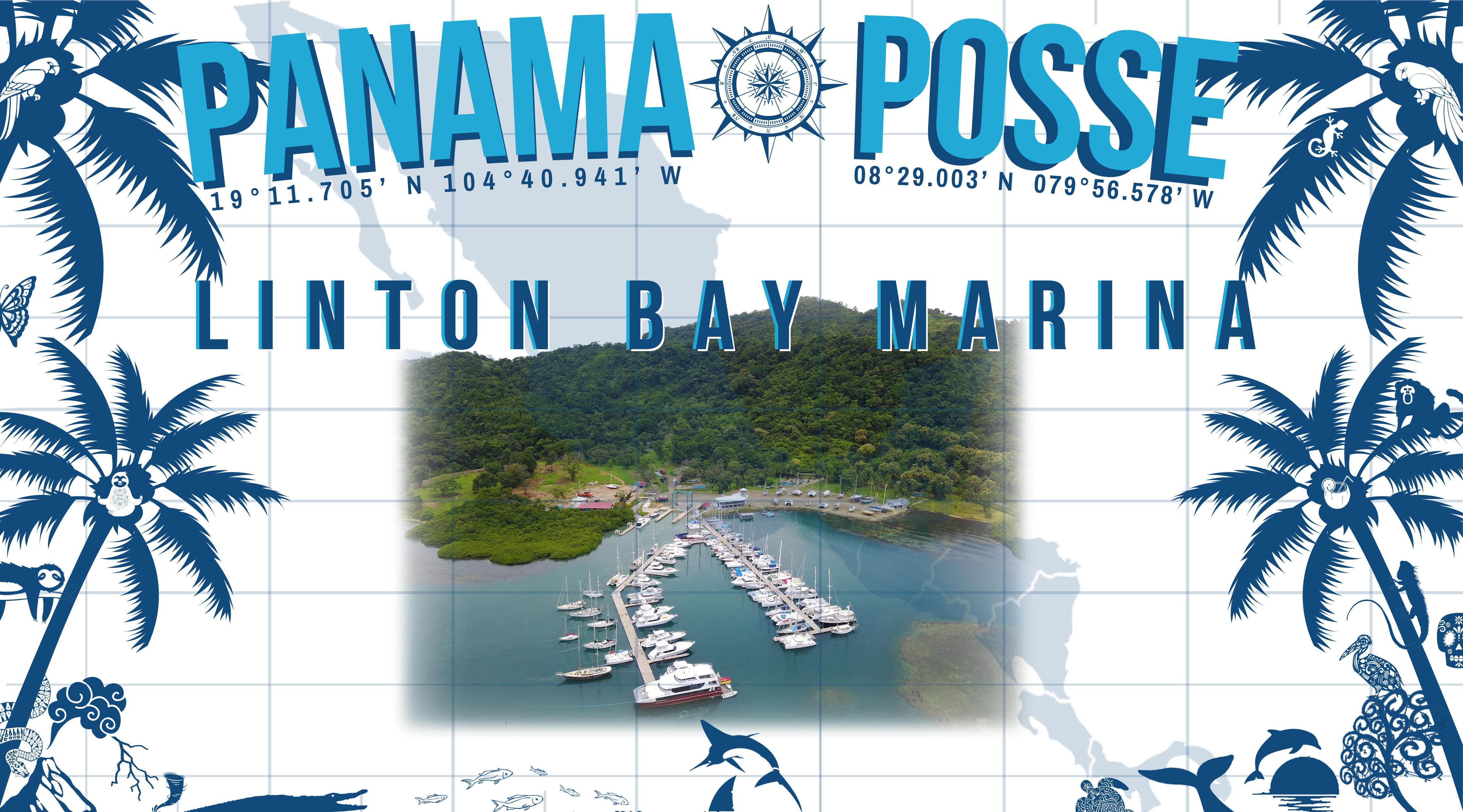 Kinton Bay Marina Sponsors the Panama Posse