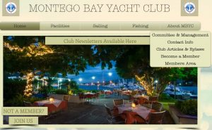 Montego Bay Yacht Club Sponsors the Panama Posse