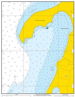 Marina Puerto Velero Chart