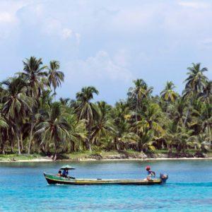 PANAMA POSSE DRY WEATHER PACIFIC CARIBBEAN CLIMATOLOGY