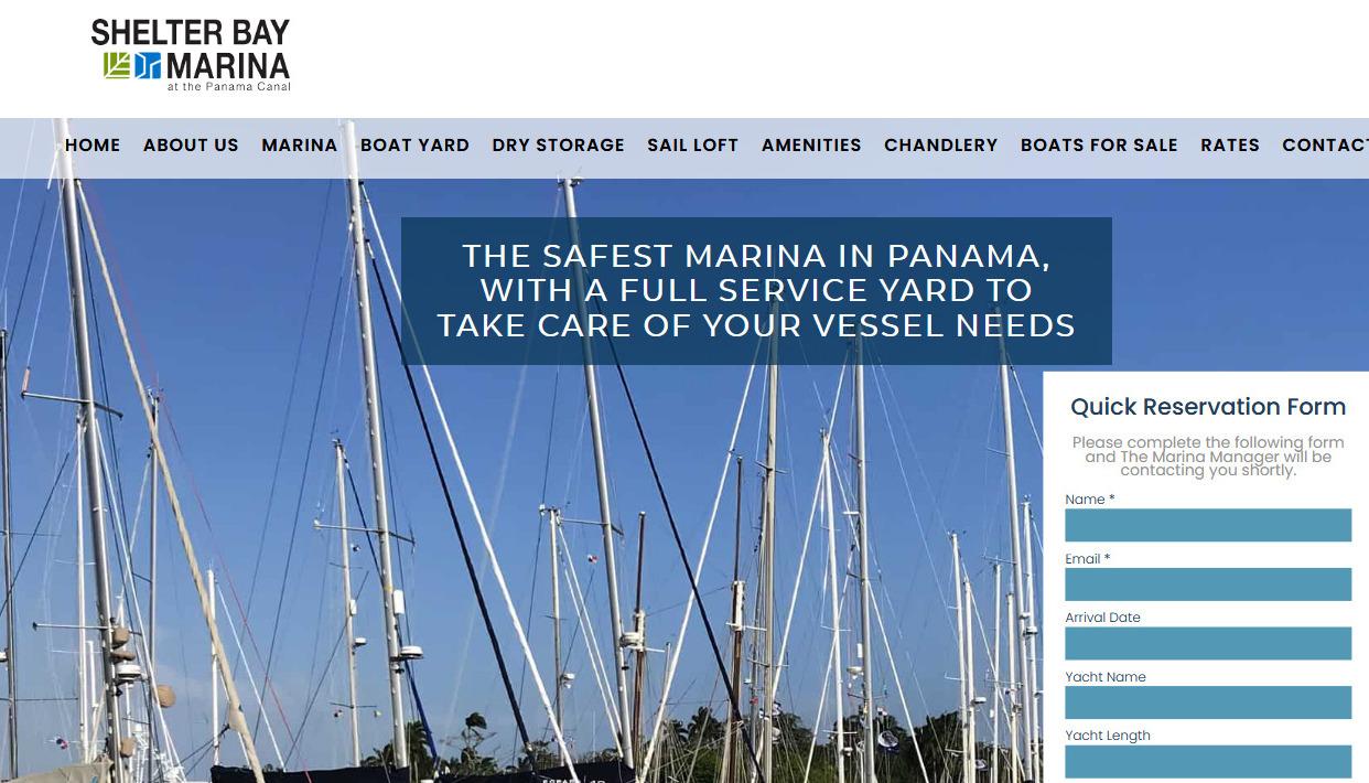 Shelter Bay Marina & Panama Posse