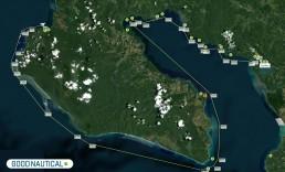 🇨🇷 BAHIA DRAKE - GOLFO DULCE - GOLFITO - 90 nm