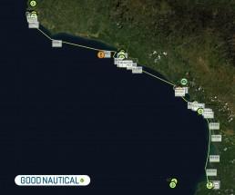 🇨🇷 BAHIA HERRADURA - BAHIA DRAKE 100nm