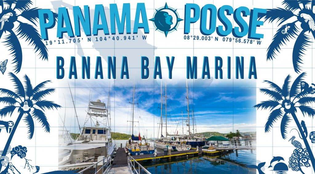 BANANA BAY MARINA SPONSORS THE PANAMA POSSE