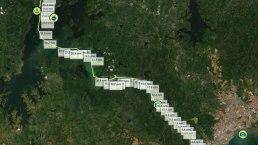 🇵🇦 FUERTE AMADAOR - PANAMA CANAL - SHELTER BAY MARINA - 44nm
