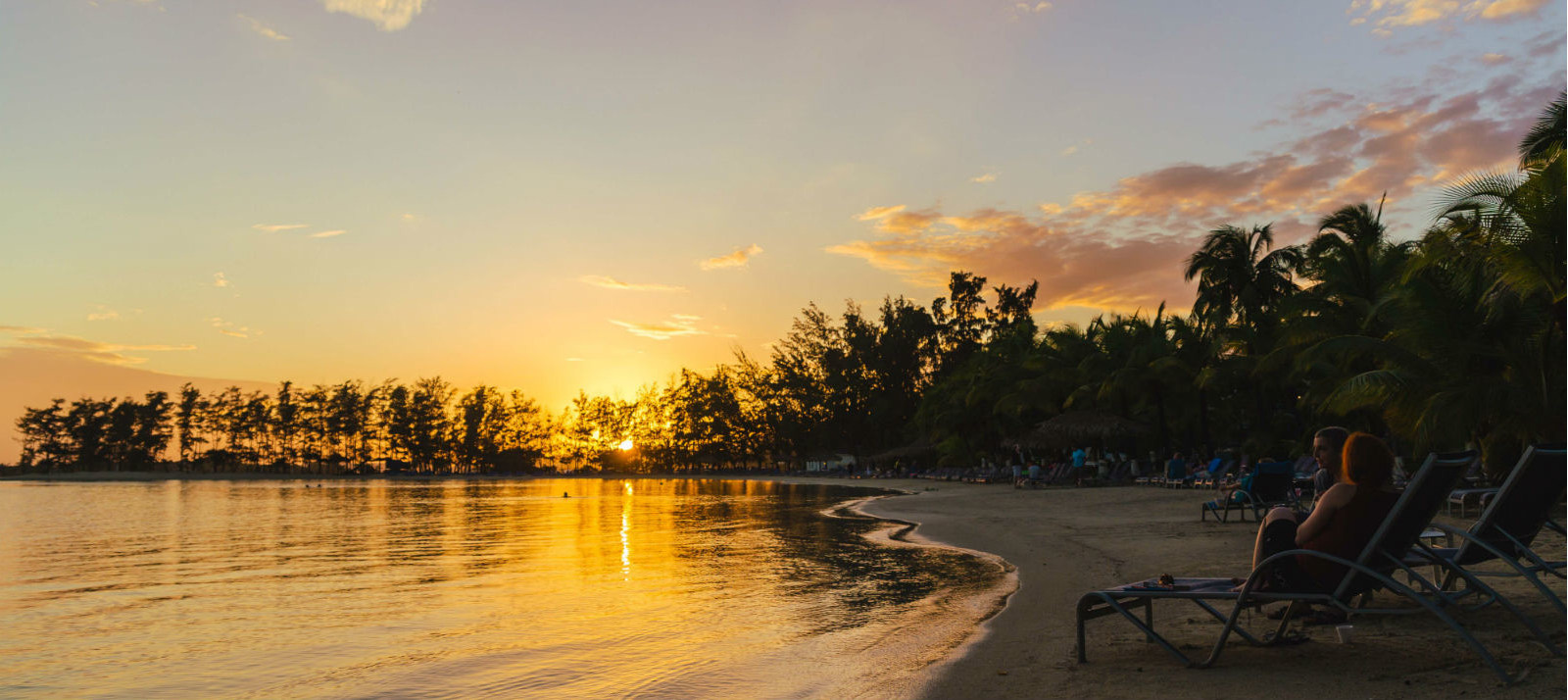 Fantasy Island Marina SunSet