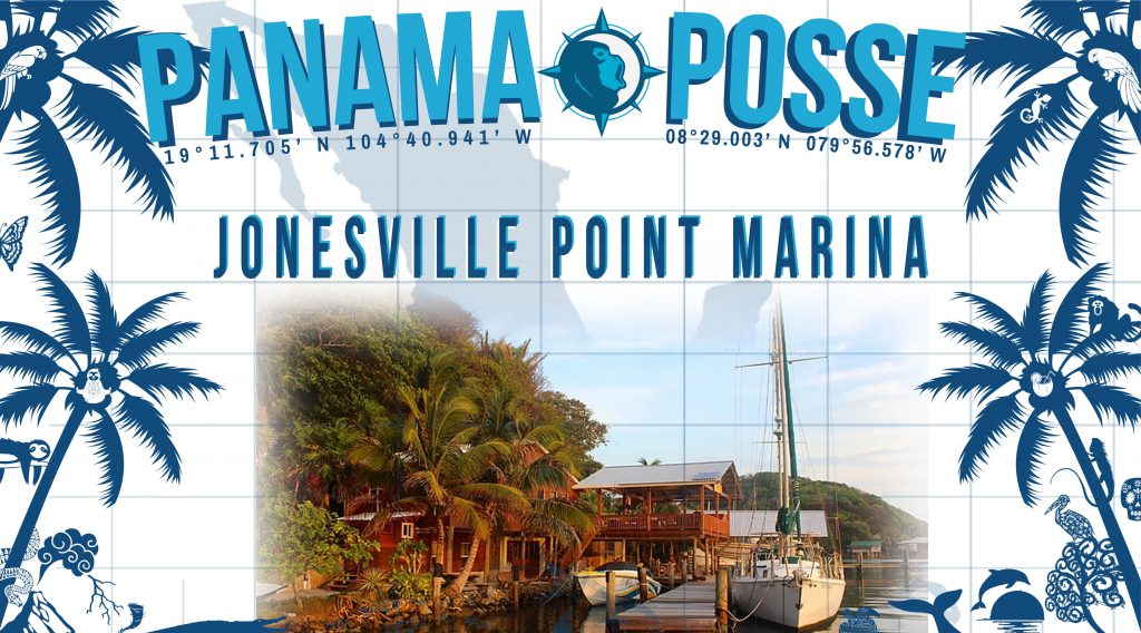 JONESVILLE POINT MARINA SPONSORS THE PANAMA POSSE