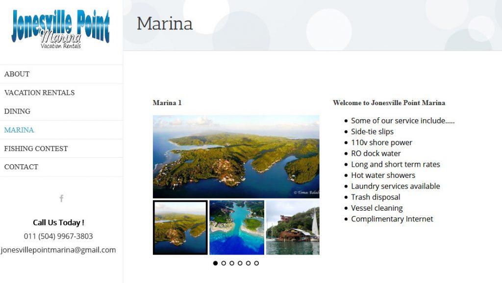 https://www.jonesvillepointmarina.com/marina/