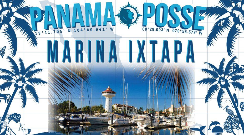 MARINA IXTAPA SPONSORS THE PANAMA POSSE
