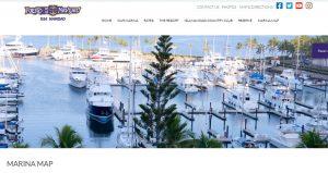 Marina Puerto de la Navidad Website