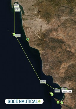 🇺🇸 SAN DIEGO - ENSENADA 🇲🇽 - 65 nm