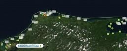 🇵🇦 SHELTER BAY MARINA - PUNTA SAN BLAS BLAS - 77 nm