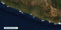 🇲🇽 ZIHUATANEJO - ACAPULCO - HUATULCO - 360 nm