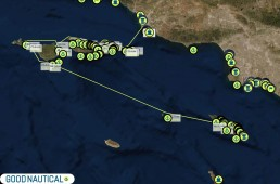 🇺🇸 CHANNEL ISLANDS HARBOR _ CHANNEL ISLANDS - CATALINA ISLAND - 160 nm