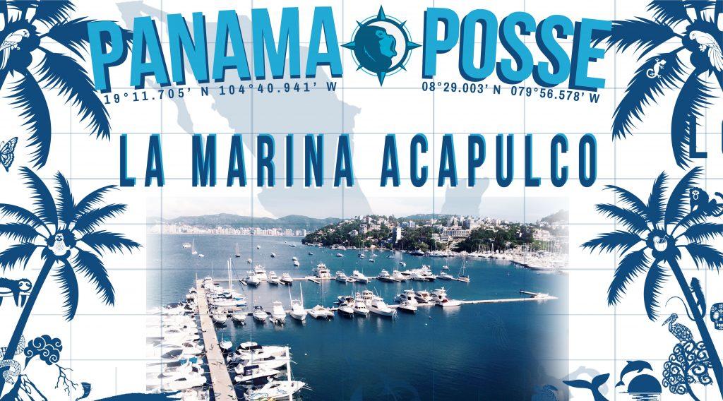 La Marina Acapulco Sponsors the Panama Posse