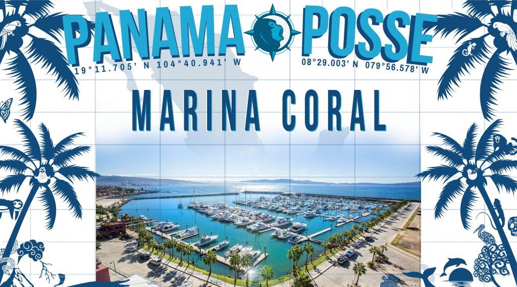Marina Coral Sponsors the Panama Posse