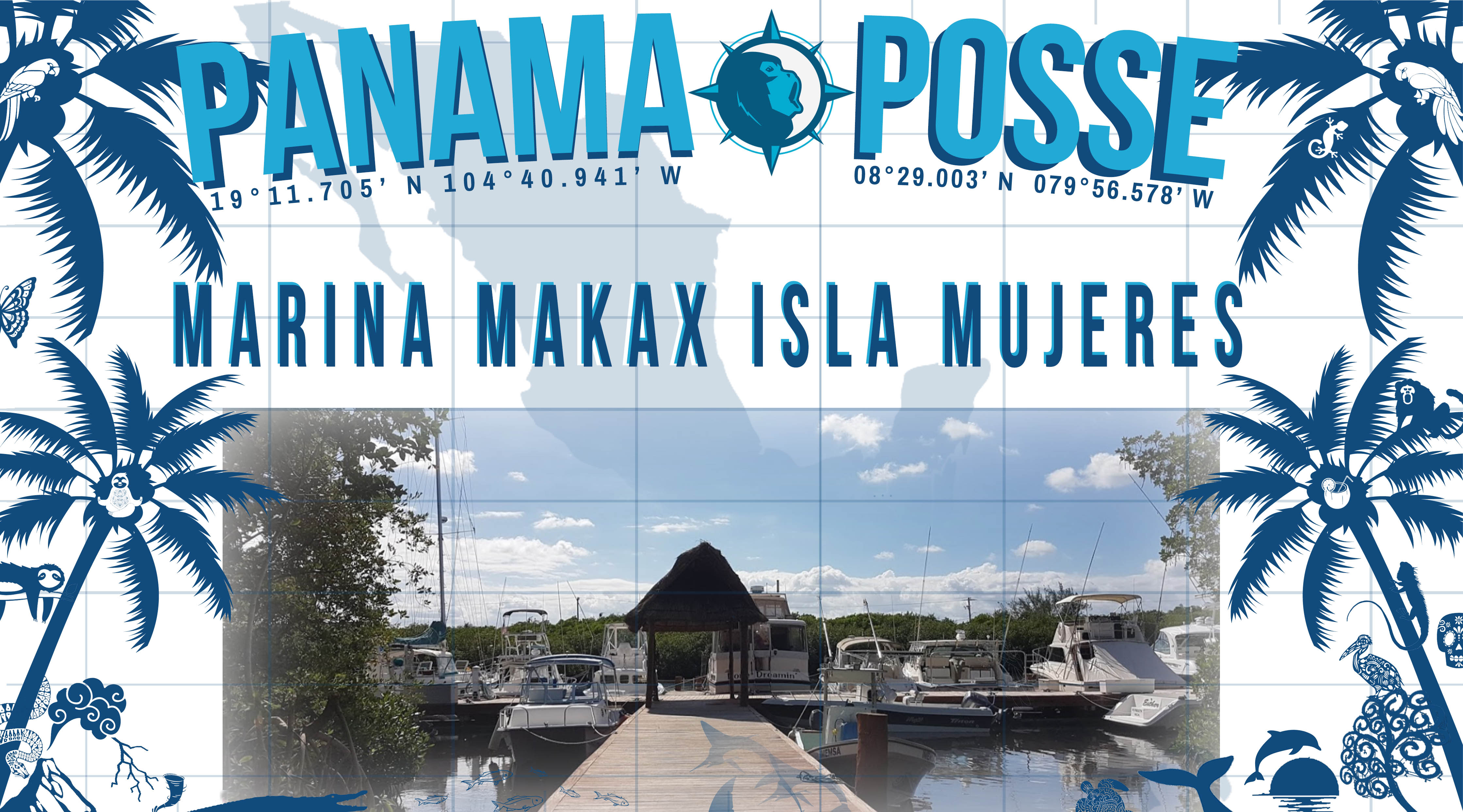 Marina Makax Isla Mujeres Mexico