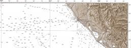 Marina el Cid Mazatlan Safe Chart Approach