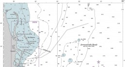 Marina VV Safe Approach Chart