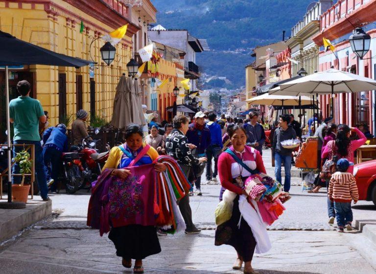 PANAMA POSSE SAN CRISTOBAL DE LAS CASAS